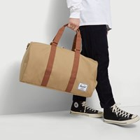 Novel Duffle Bag in Beige