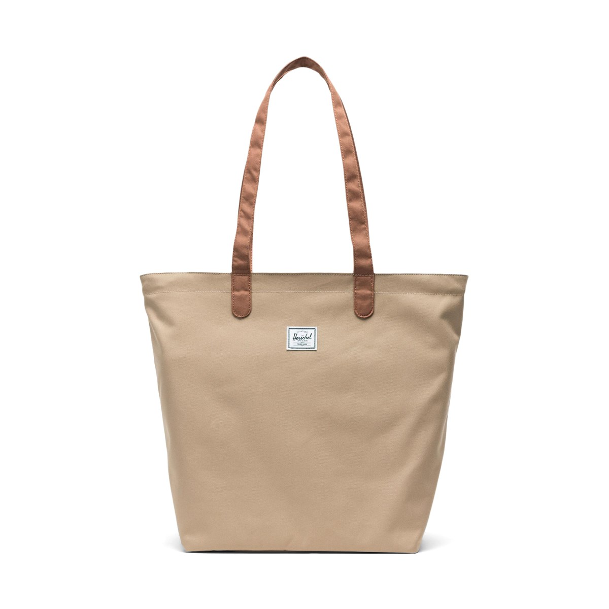 Mica Tote Bag in Beige