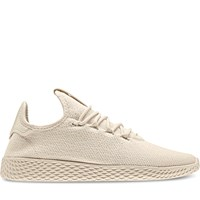 Women's Pharrell Williams Tennis Sneakers in Beige