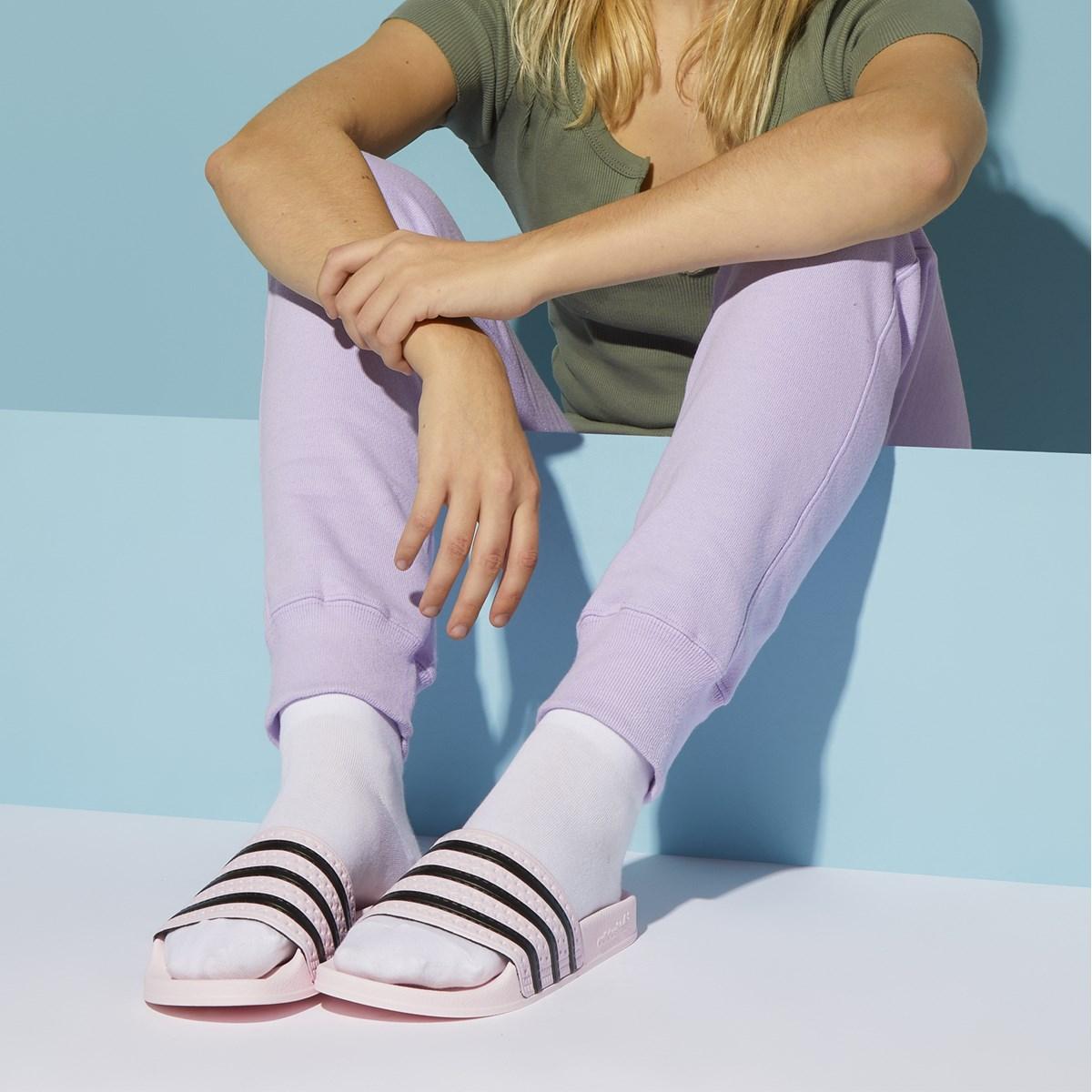 Women's Adilette Slide in Pink
