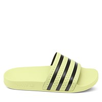 Women's Adilette Slide in Yellow