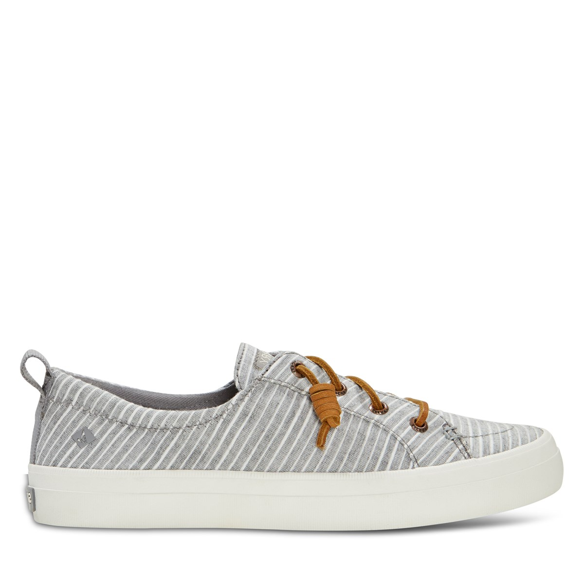 Women's Crest Vibe Sneakers in Grey
