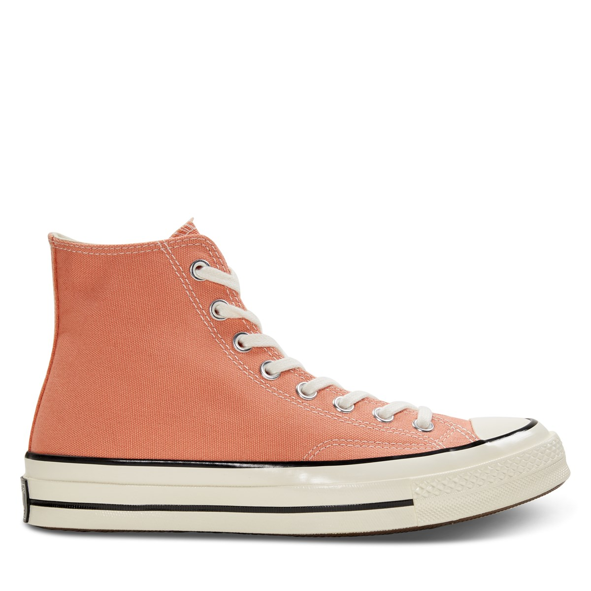 Women's Chuck 70 Vintage Hi Sneakers in Peach
