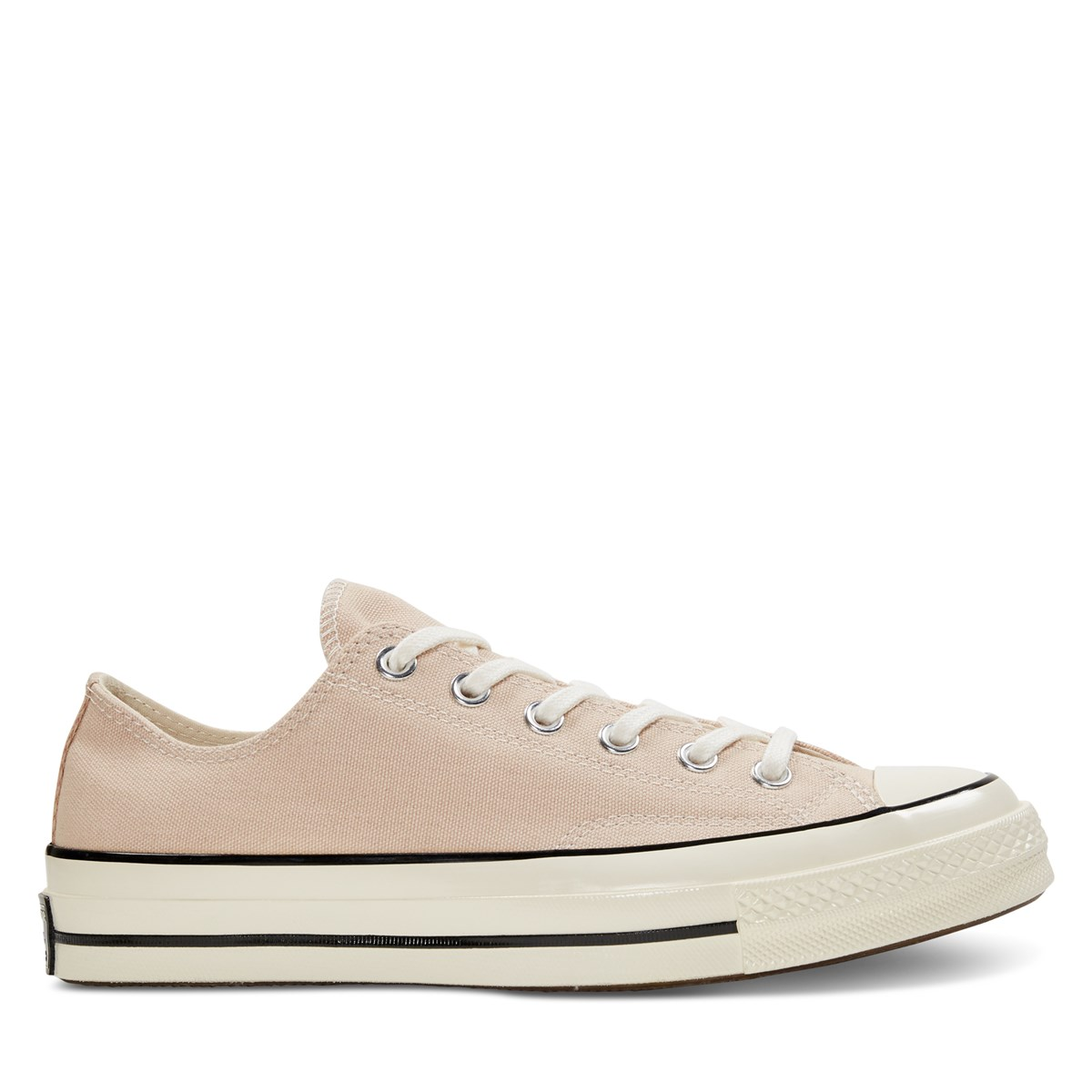 Women's Chuck Taylor All Star 70 Vintage Low Top Sneakers in Light Pink