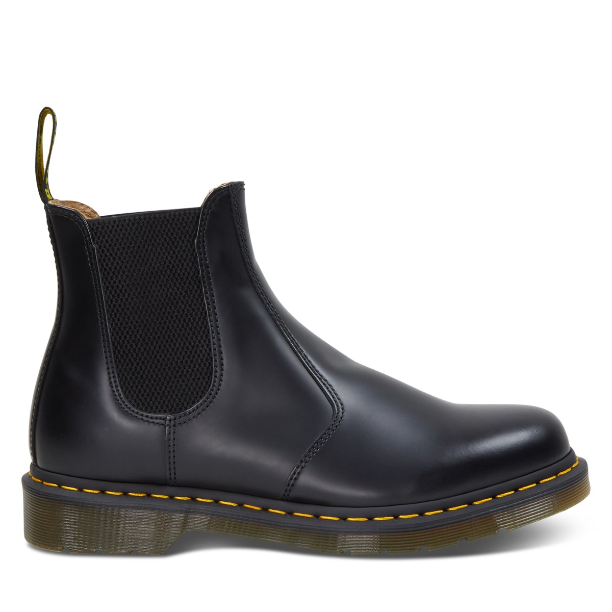 Men's 2976 Smooth Chelsea Boots in Black