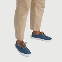 Men's Striper II CVO Oxford Sneakers in Blue