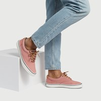 Men's Striper II CVO Sneakers in Faded Red