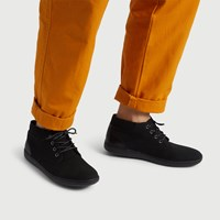 Men's Milo Shoes in Black