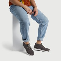 Men's Milo Shoes in Grey