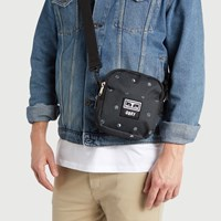 Drop Out Traveller bag in Black