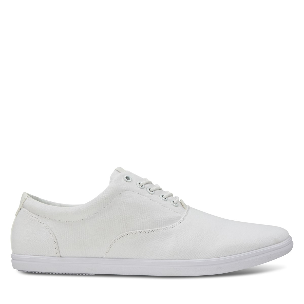 Men's Gustavo Lace up Shoe in White