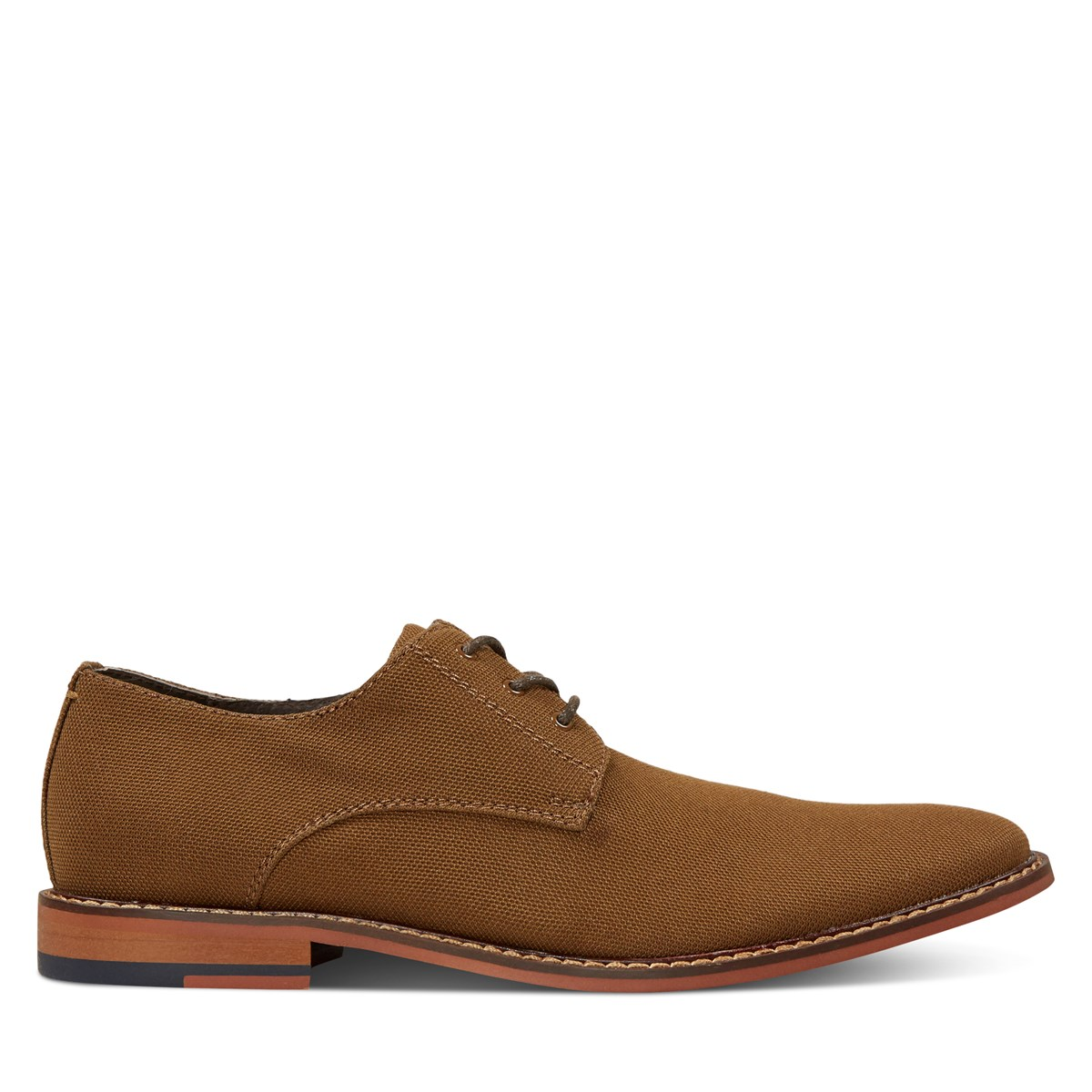 Men's Alberto Lace up Shoes in Tan
