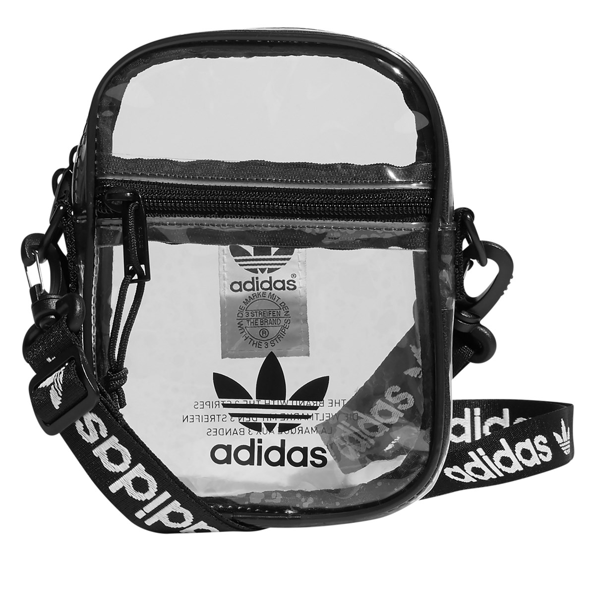 Originals Clear Festival Crossbody bag