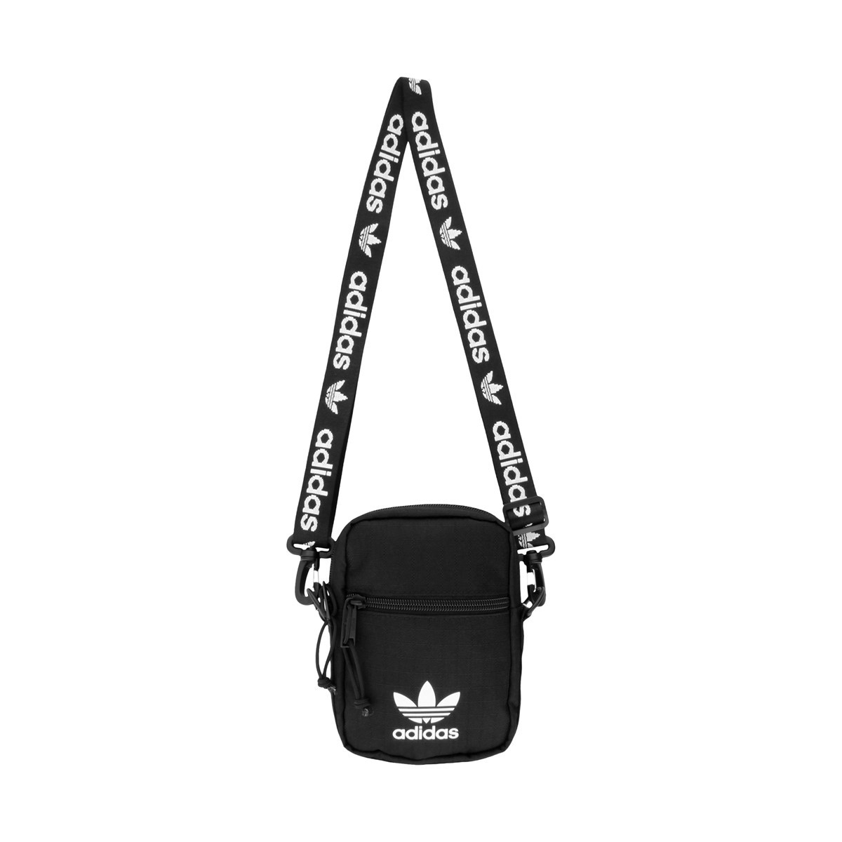 Festival Crossbody Bag in Black