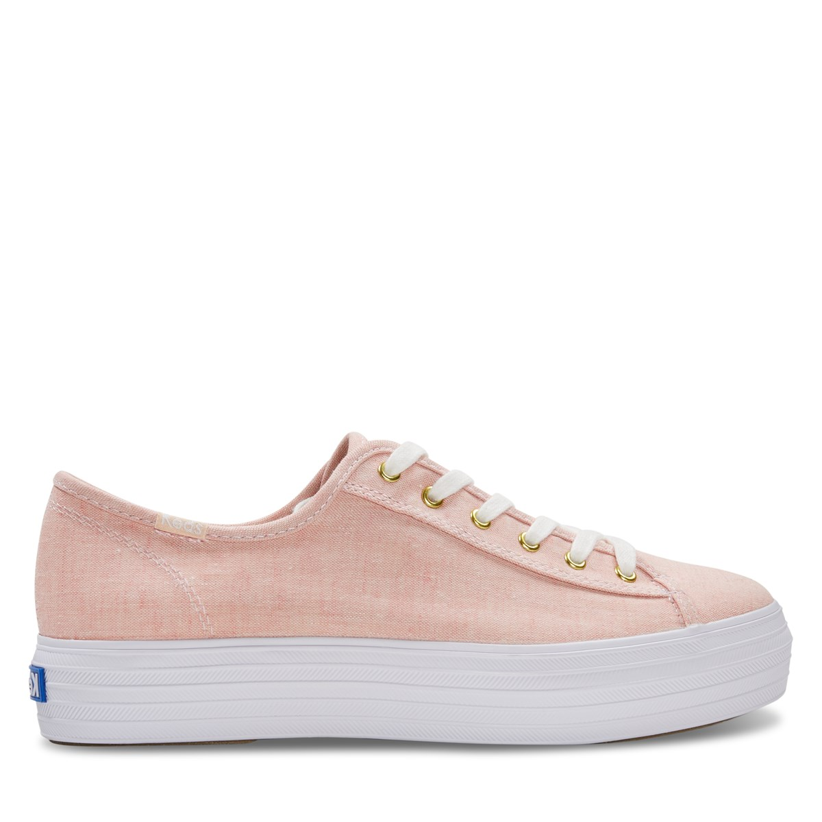 Women's Triple Kick Sneakers in Pink