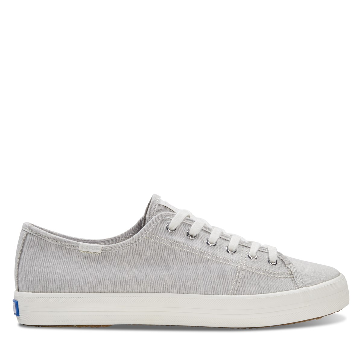 Women's Kickstart Mini Sneakers in Light Grey