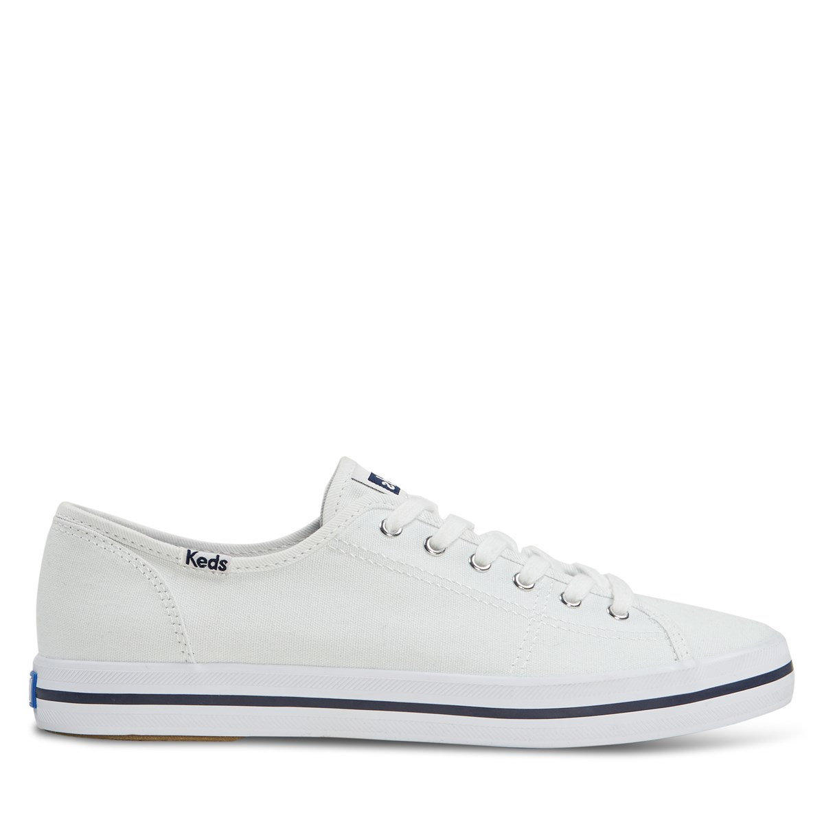 Women's Kickstart Sneakers in White