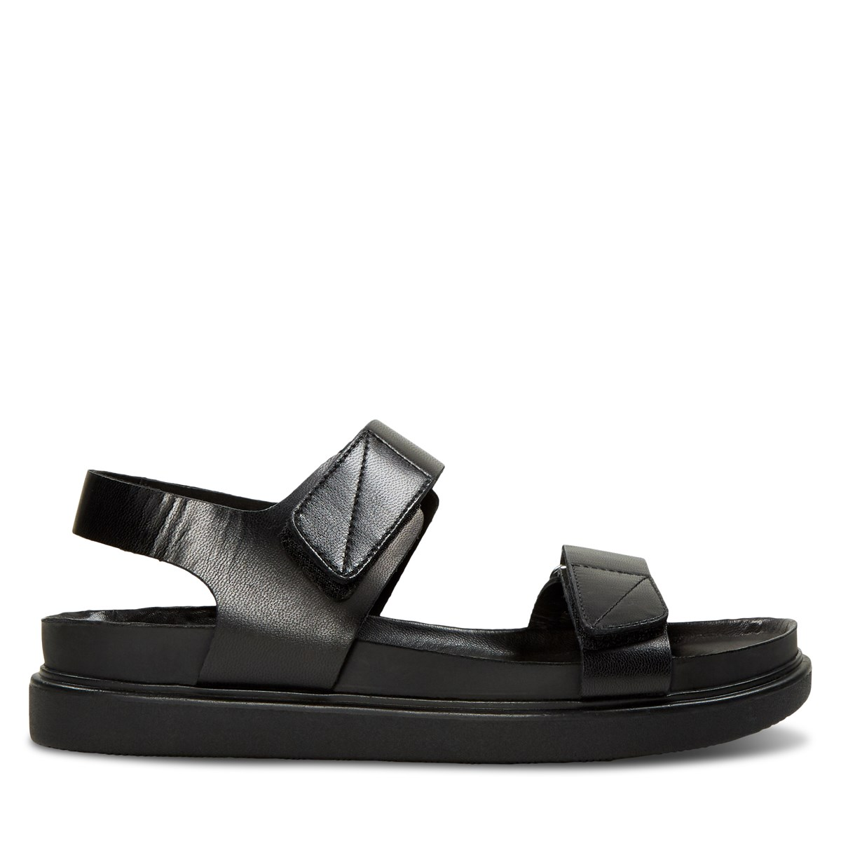 super quality fantastic savings release date Women's Erin Multi Strap Sandals in Black | Little Burgundy