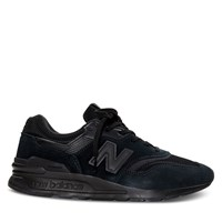 Men's 997H Classic sneaker in Black
