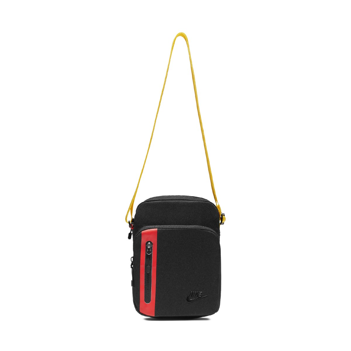 Tech Crossbody Bag in Black