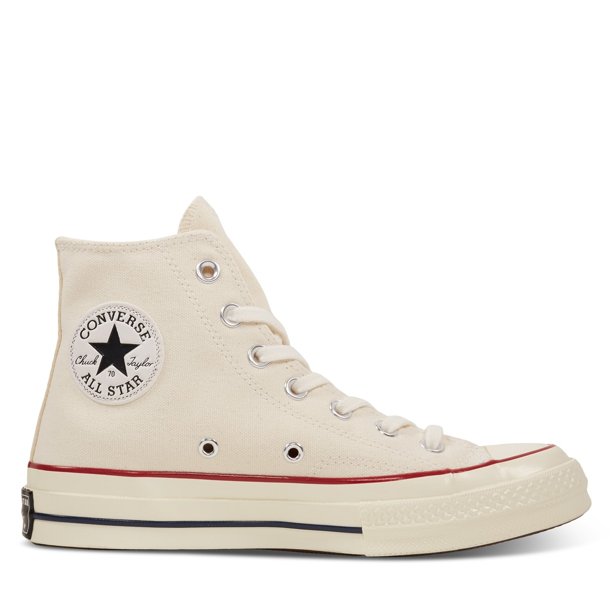 Chuck 70 Hi Sneakers in Chalk