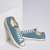 Chuck 70 Low Top Sneakers in Teal