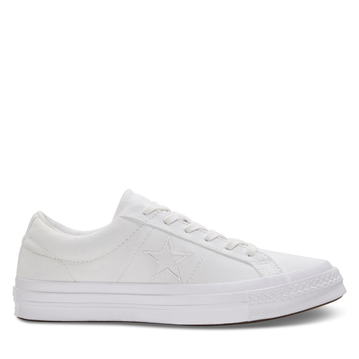 One Star Sneakers in White