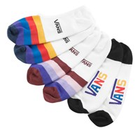 Women's Half Strip 3 Pack Canoodle Socks