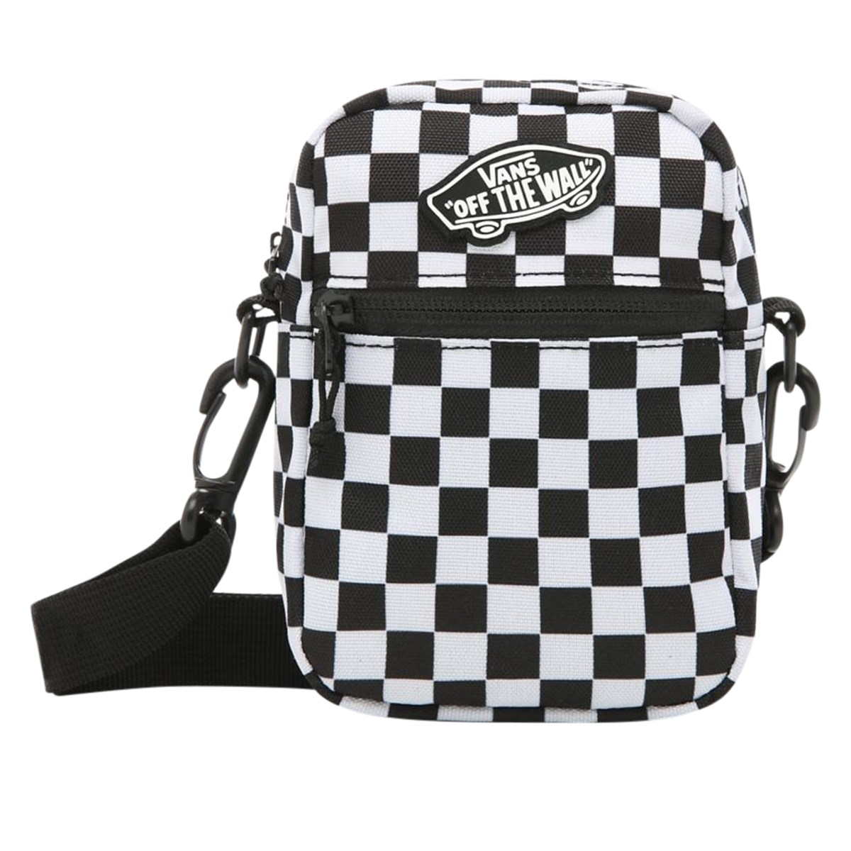 Street Ready Crossbody Bag in Checkerboard