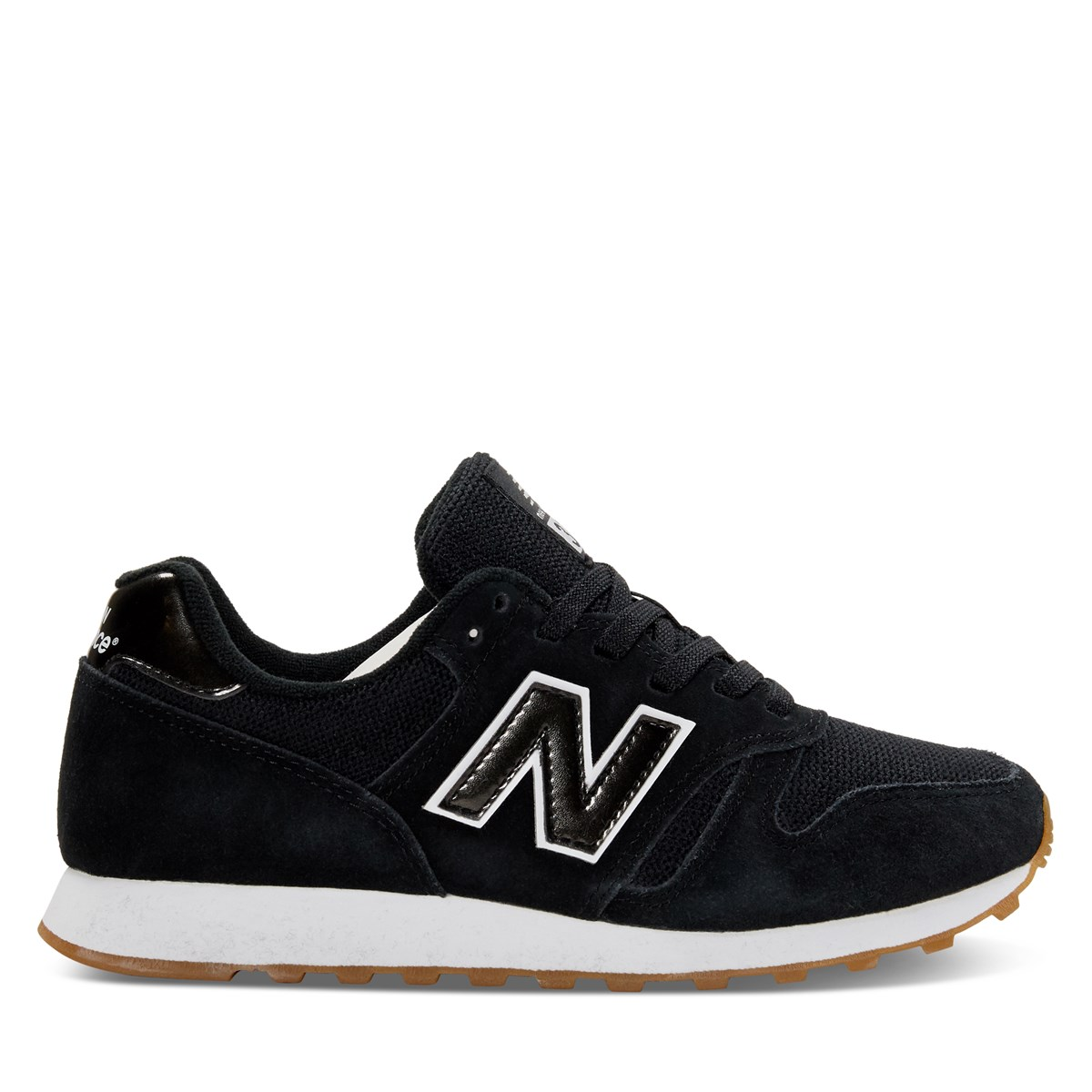 Women's 373 Sneakers in Black