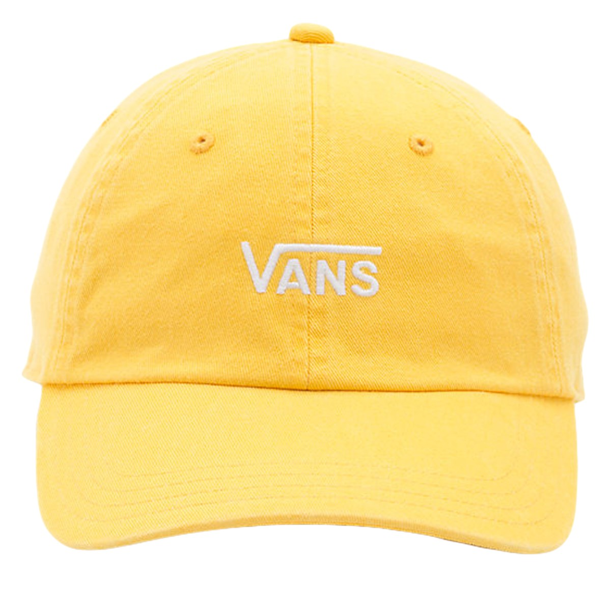 Court Side Hat in Yellow