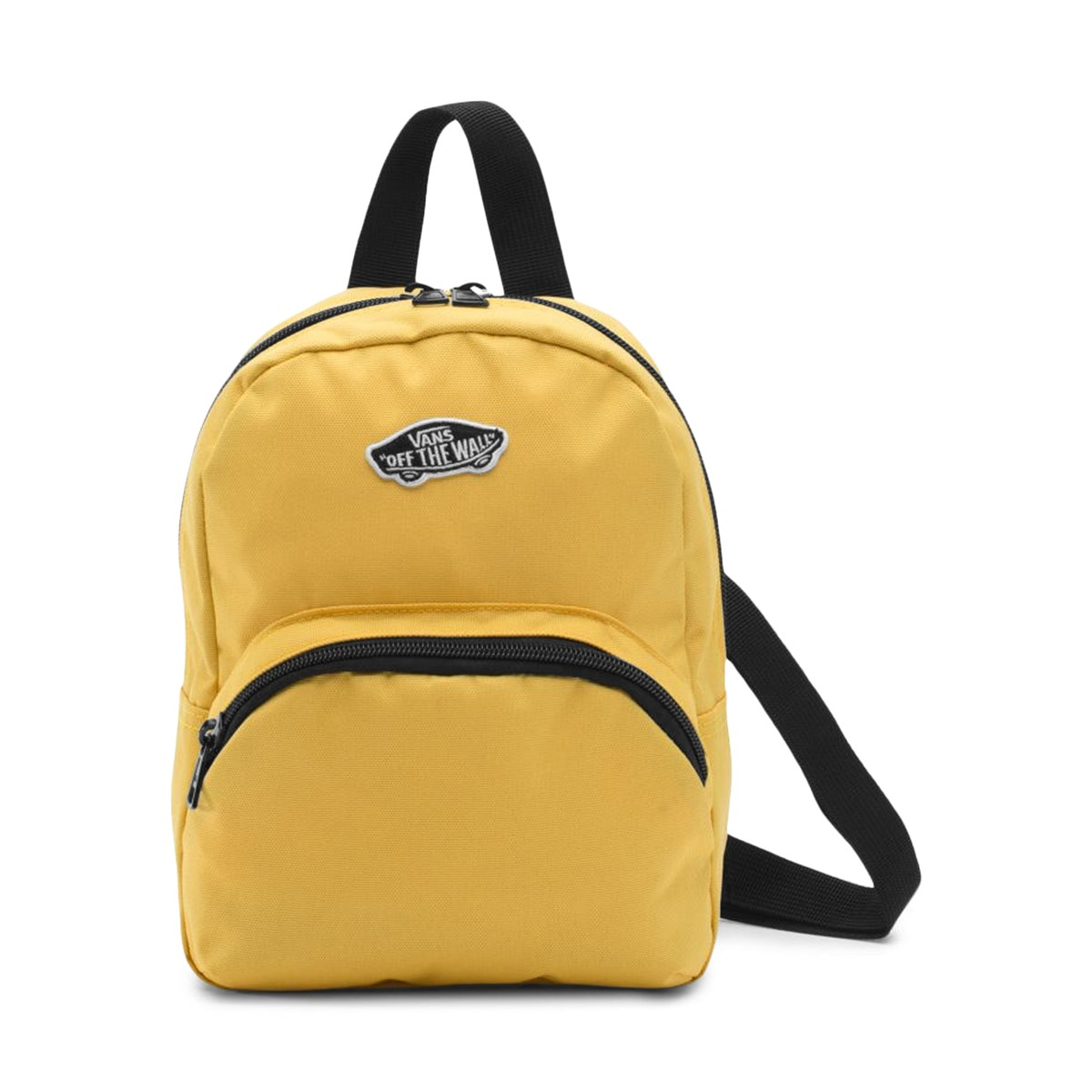 Got This Mini Backpack in Yellow