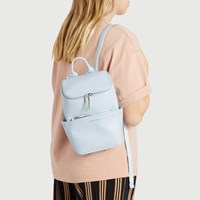 Brave Mini Backpack in Blue