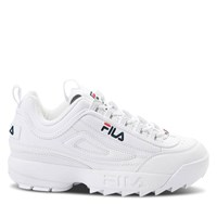 Baskets Disruptor II Premium blanches pour hommes