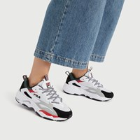 Women's Ray Tracer Sneakers in White