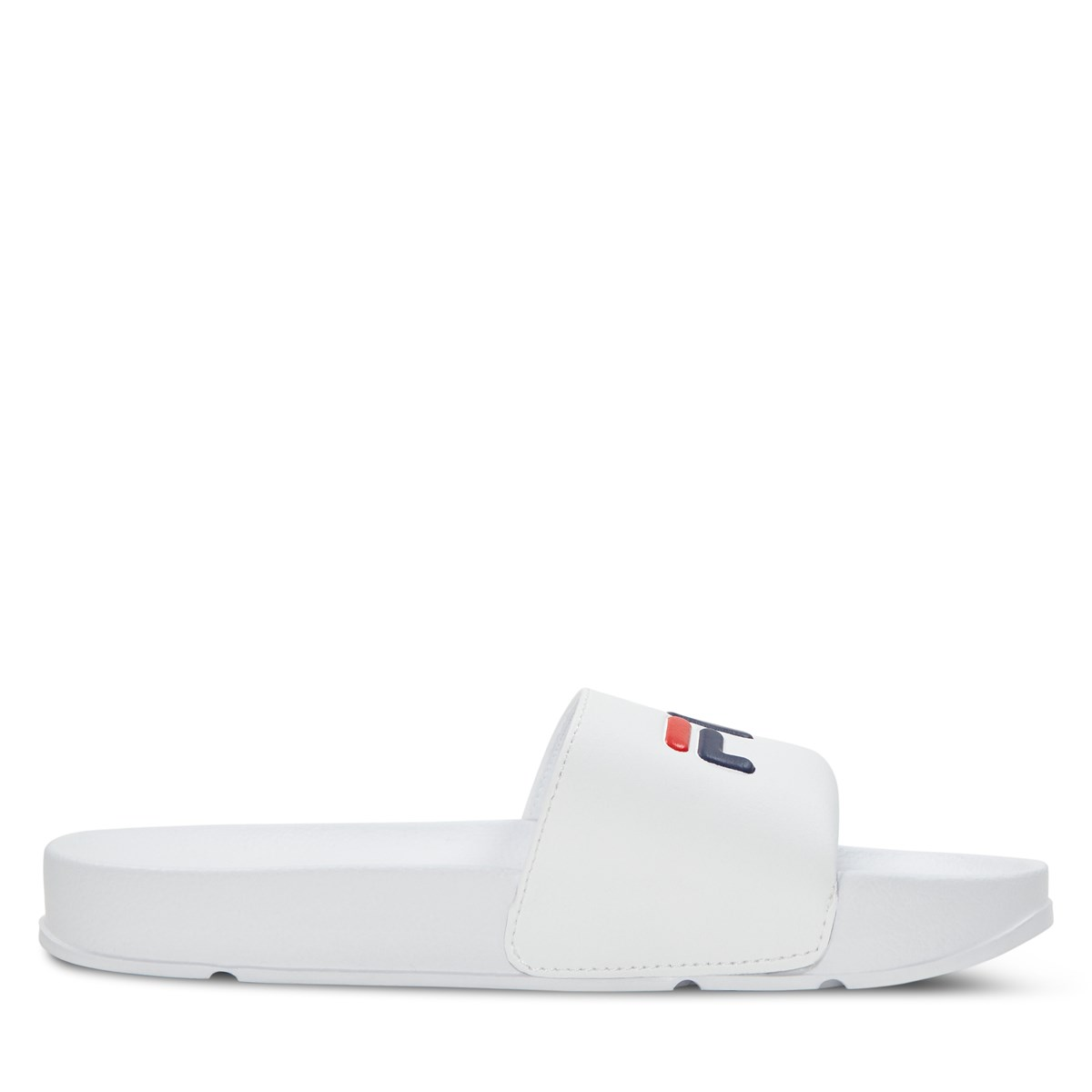 Women's Drifter Slide Sandal in White