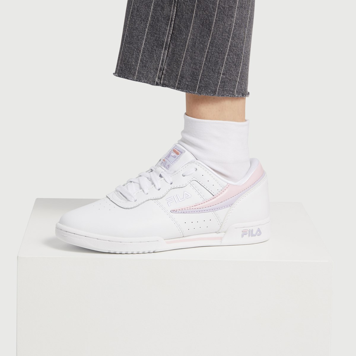 Women's Original Fitness Sneakers in White