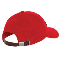 Classic Twill Hat in Red