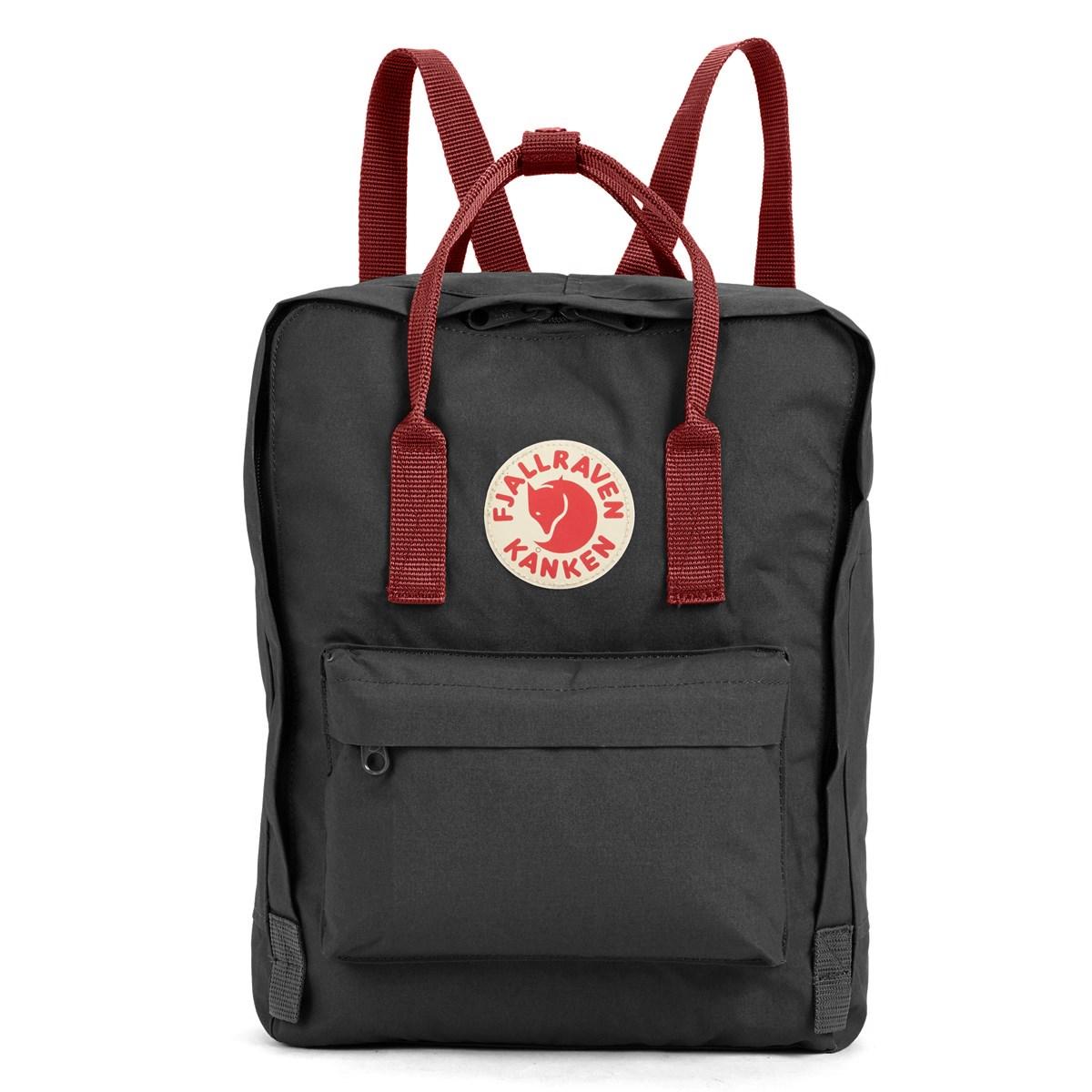 Kanken Backpack in Black