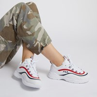 Women's Ray Sneakers in White