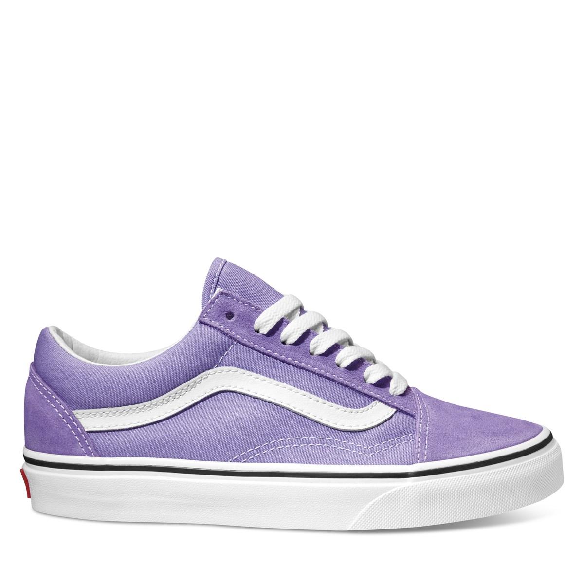 Women's Old Skool Sneakers in Purple