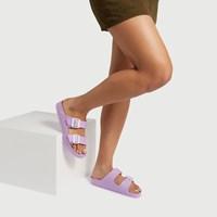 Sandales Arizona EVA lavande pour femmes