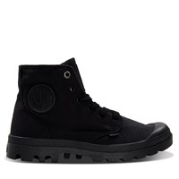 Women's Mono Chrome Boots in Black
