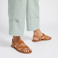 Women's Sicily Sandals in Tan