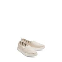 Chaussures Alpargata beiges pour femmes