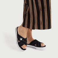 Women's One Star Sandal in Black
