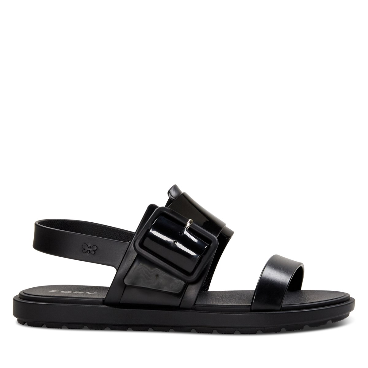 Women's Rush Sandals in Black