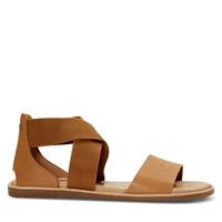 Sandales Ella brunes pour femmes