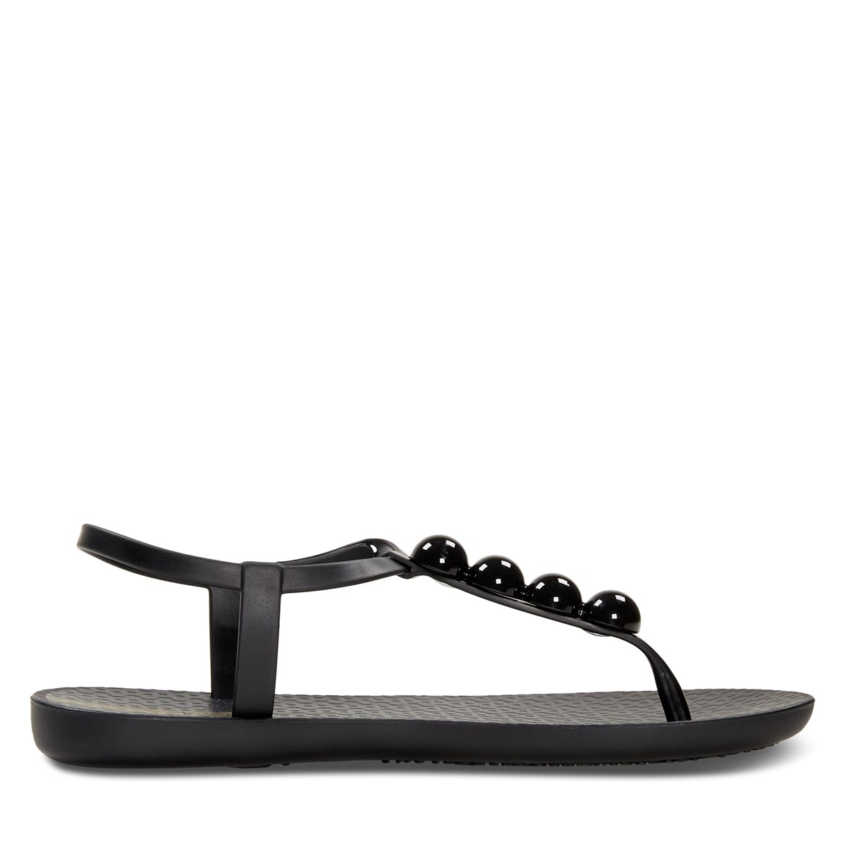 Women's Pearl Sandal in Black