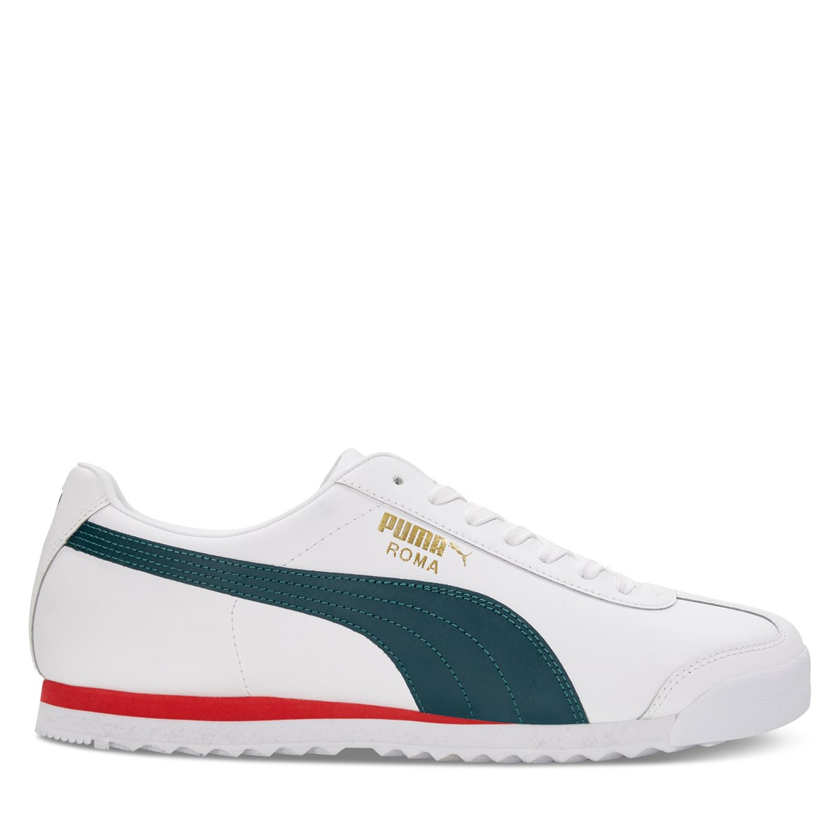 Roma Basic Sneakers in White